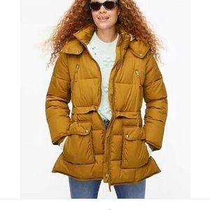 Petite chateau puffer jacket with PrimaLoft®